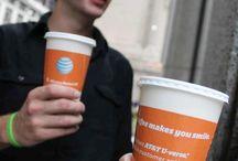 Coffee Cup / Sleeve Advertising