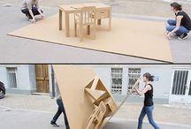 3D-art / pop-up office