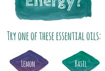 essential oils / by Ashley Cooper