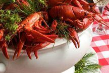 Sea food - mereneläviä