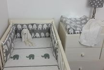 Ele Bedding! / If your nursery is Ellie themed, then look no further to inspiration!   Looking for something different? Email us at Info@StudioCollection.co.za, and we will be able to assist you :)