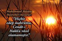 Muhammed Masum Hz.