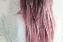 Pastell hår