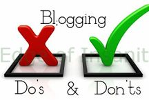 Blogging 101 / by Joy Easley