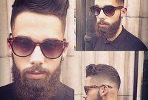 How to make a beard gay