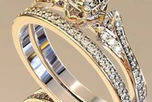 Dream wedding rings