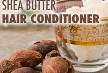 shea butter conditioners