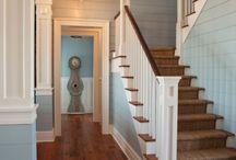 Ceilings/ceiling lights/stairs/doors/molding