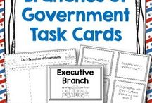 Homeschool Government / All the things we need to cover the 2016 Presidential elections & learn about government