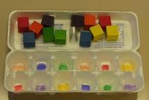 Preschool SpEd/DD TEACCH Task Ideas / by Jennifer Reichart
