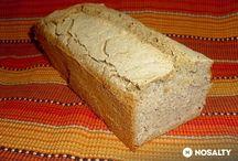 glutén mentes kenyér