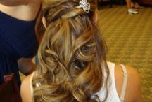 Wedding hair / by Megan Bridge