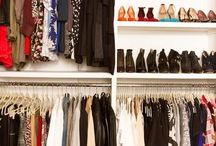 Closet space / by Luci Brown