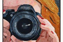 J Teen Art Scene Inspiration / by Jamie Aaron