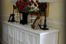Furniture Cabinets&Beds / by Linda Stone