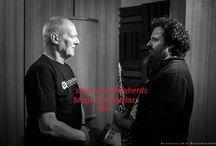 ALEX MAGUIRE/NIKOLAS SKORDAS DUO - Ships & Shepherds / free jazz