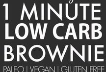 Low Carb Minute Cakes