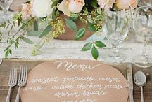 Shared board with Anthony / Wedding Decor