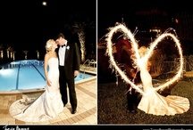 Wedding Exits / Memorable exits for the Bride and Groom / by Tonya Beaver Photography