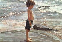 Steve Hanks Artist, Watercolorist