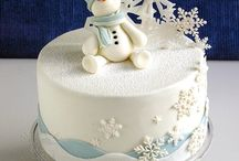 winter cake ideas