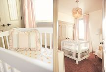 Baby Nursery Ideas / {baby boy and girl nursery ideas that we love} / by One Small Child