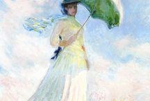 モネ(Claude Monet)