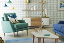 Interior / Ideas...colors...furniture i like