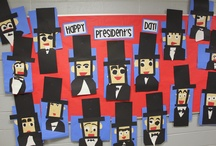 Presidents / by Tracsena Grant