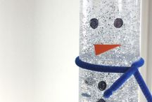 Winter crafts toddlers