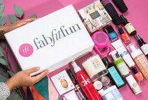 FabFitFun boxes