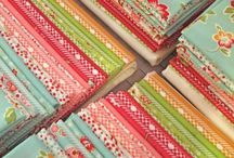 Fabrics We Love! / We love it all but there are always a few collections that stand out and will withstand the test of time! / by Hollyhill Quilt Shoppe & Mercantile