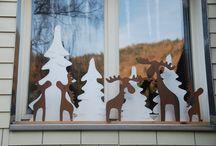 Jolies fenêtres / Bricolage