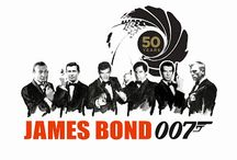 Bond. James Bond. / Celebrating Bond, his enemies, and the ladies inhabiting his world.