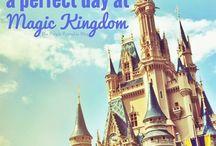 Magic Kingdom / All you need for a day at Disney's Magic Kingdom at Walt Disney World!