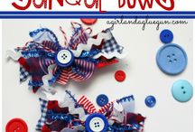 In-DIY-pendence Day Crafts / Crafts and projects to make Fourth of July festivities even more delightful. #MadeWithArrow