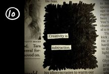 Creative Inspiration / by Kelly Exeter