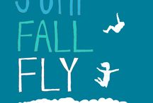 Jump, Fall, Fly The E Book!