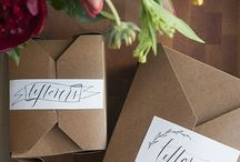Thanksgiving / Beautiful ideas for celebrating a day of thankfulness with your friends and family.
