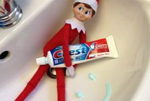 Elf on shelf / by Sara Langdon Cooper