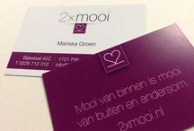 Producten geleverd / Products we created for our customers