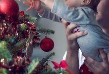 Χριστούγεννα! / Babies and Christmas! :)