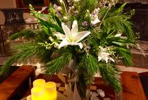 Mohican Flowers: for Leigh O. / January 12, 2018 | The Otesaga Resort Hotel
