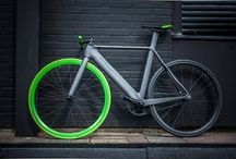 rafael Heidelberg bike. / Urban single speed bike. Driven by Gates Carbon Belt Drive.