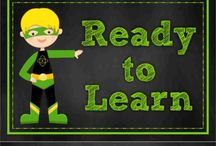 Superhero School Ideas