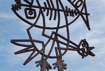 Cesar Manrique / Kunstenaar uit Lanzarote