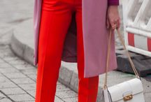 Trendfarbe Rot - Trends H/W 2017