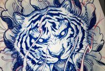 Tiger Branding