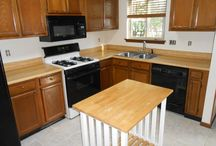 Before and After Countertop Ideas / Before and After Countertop Ideas