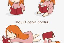 Lectura / by Susana Vargas Pérez